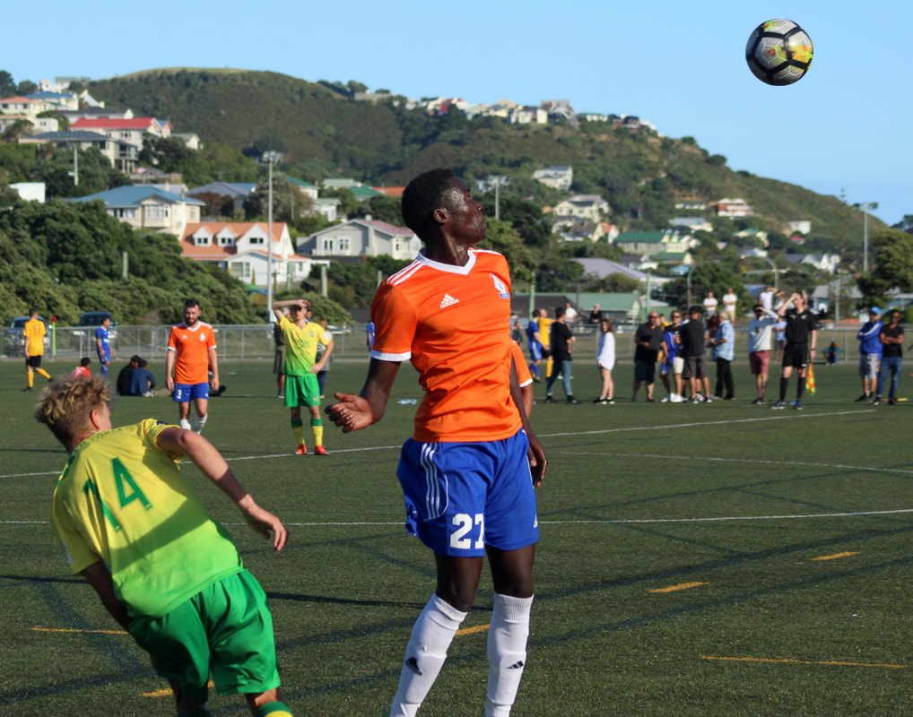 30 March Roundup - WELLINGTON UNITED